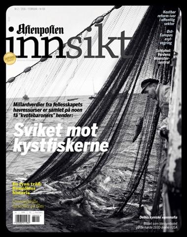 Aftenposten Innsikt omslag
