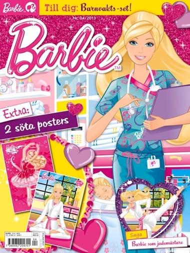 Barbie omslag