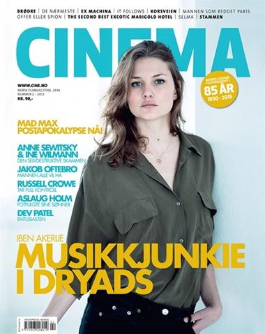 Cinema omslag