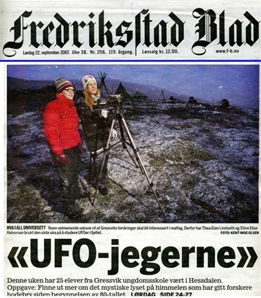 Fredrikstad Blad omslag