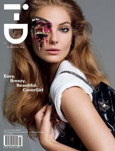 I-d Magazine (eng) omslag
