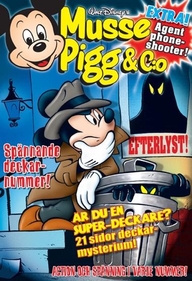 Musse Pigg & Co omslag