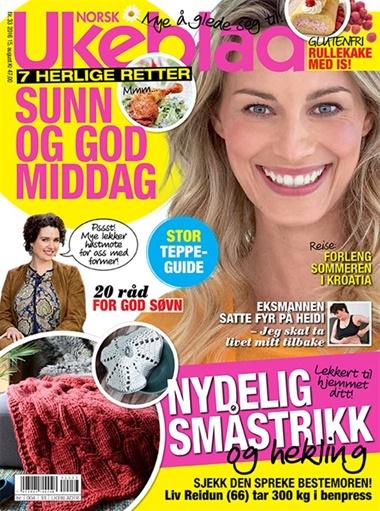 norsk blad