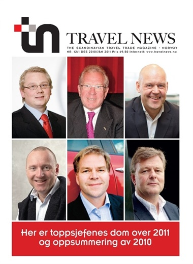 Travel News omslag