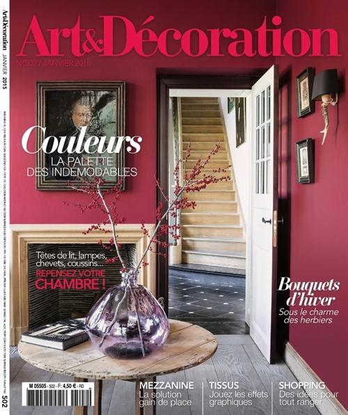 art et decoration abonnement abonnere p art et decoration til kampanjepris. Black Bedroom Furniture Sets. Home Design Ideas