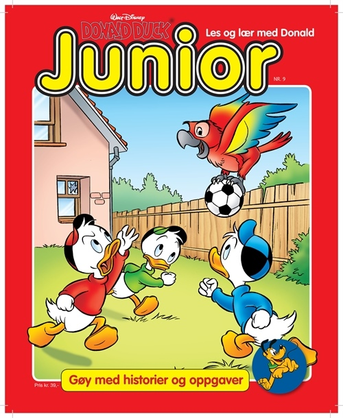 Donald duck junior abonnement lettlest moro for de sm for Abonnement donald duck junior