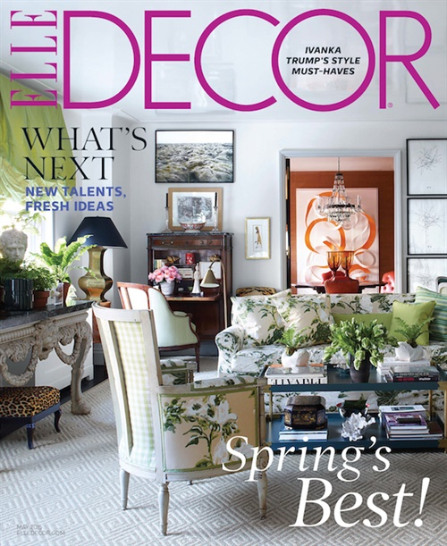Elle decor us edition abonnement abonnere p elle - Elle decoration abonnement ...