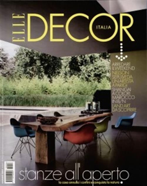 elle decor italian edition abonnement abonnere p elle decor italian edition til kampanjepris. Black Bedroom Furniture Sets. Home Design Ideas