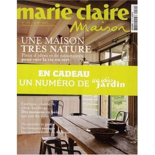 marie claire maison abonnement abonnere p marie claire. Black Bedroom Furniture Sets. Home Design Ideas