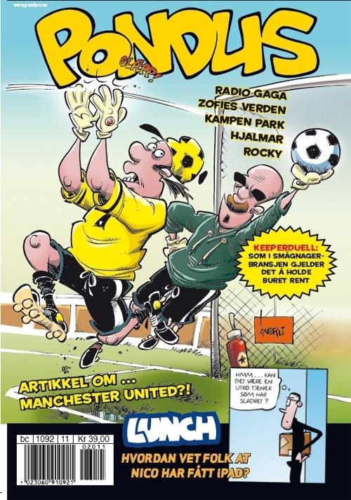 norsk tegneserie bladet mann hjemmeside