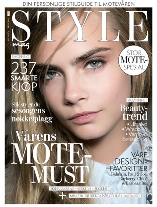 abonnement blad norske jenter bilder