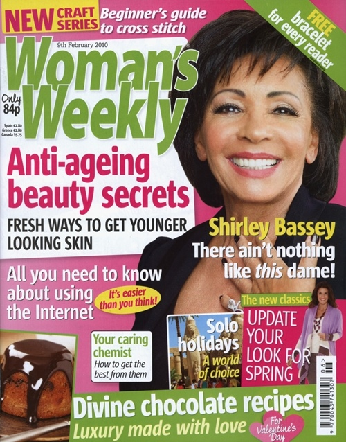 Woman's Weekly (UK Edition) abonnement – Abonnere på Woman's Weekly (UK Edition) til kampanjepris!