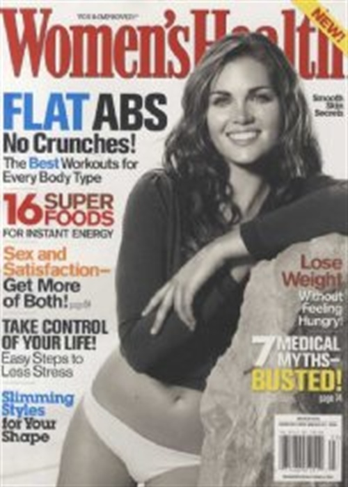 Women's Health (US Edition) abonnement – Abonnere på Women's Health (US Edition) til kampanjepris!