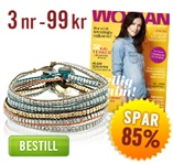 woman + armbnd