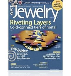 Art Jewelry Omslag