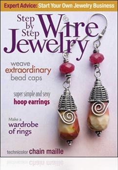Step By Step Wire Jewelry Omslag