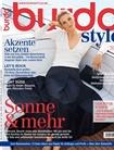Burda Style Russische Ausgabe omslag