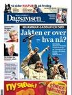 Dagsavisen omslag