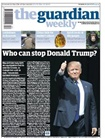 Guardian Weekly omslag