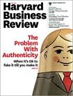 Harvard Business Review omslag