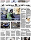 International Herald Tribune (Saturday Only) omslag