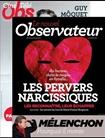Le Nouvel Observateur omslag