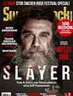 Sweden Rock Magazine omslag
