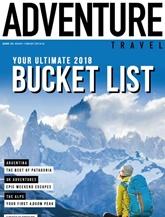 Adventure Travel omslag