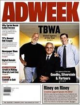 Adweek omslag