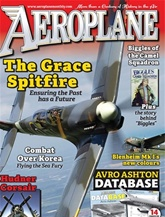 Aeroplane Monthly omslag