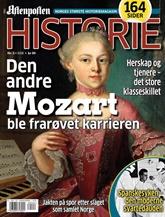 Aftenposten Historie omslag