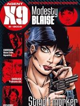 Agent X9 omslag