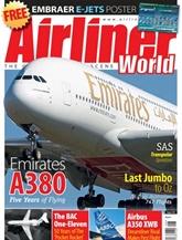 Airliner World omslag