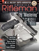 American Rifleman (membership) omslag