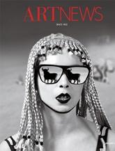 Artnews omslag