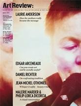 Art Review Ltd omslag