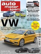 Auto Motor Und Sport (German Edition) omslag