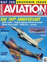 Aviation News omslag