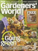 BBC Gardeners World omslag