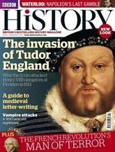BBC History omslag