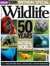 BBC Wildlife omslag