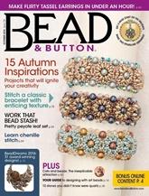 Bead & Button omslag