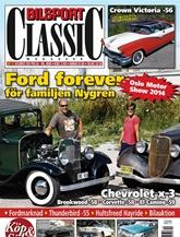 Bilsport Classic omslag