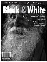 Black & White Photographer omslag