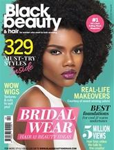 Black Beauty And Hair omslag