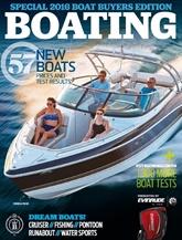 Boating omslag