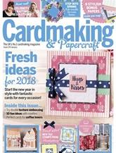 Cardmaking & Papercraft omslag