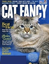Cat Fancy Magazine omslag