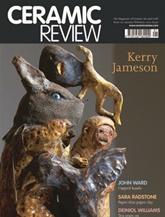 Ceramic Review omslag