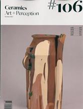 Ceramics: Art & Perception omslag